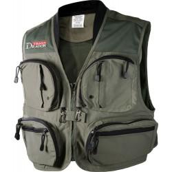Team Dragon KA-01 Vest Short XXLarge
