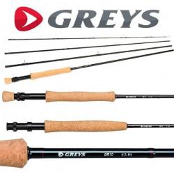 Greys GR10 9' 5wt 4pc Fly Rod