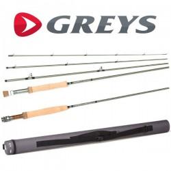 Greys GR50 9' 6wt 4pc Fly Rod