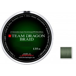 Team Dragon Braid 0.12mm 10.40kg 135m