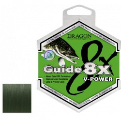 Dragon Guide 8x V-Power Braid 0.12mm 10.70kg 150m