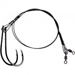 Sensation Livebait Tiger Trace 30 cm - 30 lb - Size 3/0 Hook