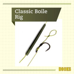 Docks Ready Made Hooklink Classic Boilie #2