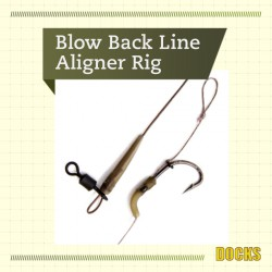 Docks Ready Made Hooklink Blow Back Line Aligner 4