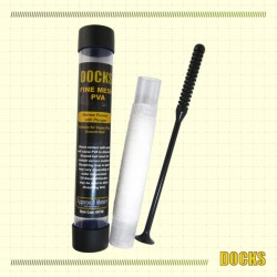 Docks PVA Narrow Mesh Funnel and Plunger