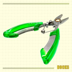 Docks Braid Cutter Green