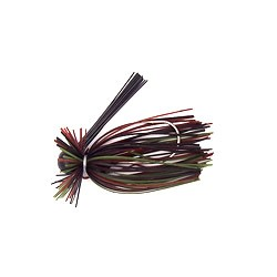 Bass Assault Finesse Jig 7/16 Oz. BROWN / BLACK / WATERMELON