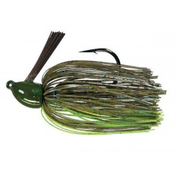 Strike King 3/8 Oz Hack Attack Heavy Cover Jig SUMMER CRAW