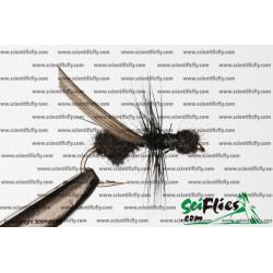 SciFlies Flying Ant Black 14 3Pack