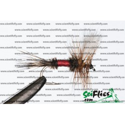 SciFlies Royal Wulff Standard 14 3Pack