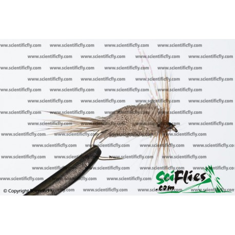 SciFlies DDD Natural 12 3Pack