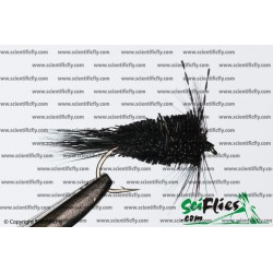 SciFlies DDD Black 14 3Pack