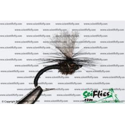 SciFlies Klinkhammer Black 14 3Pack