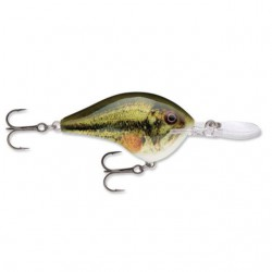 "Rapala Dives-To DT6 Live Largemouth Bass 2"" 3/8oz"