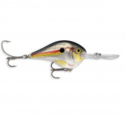 "Rapala Dives-To DT6 Shad 2"" 3/8oz"