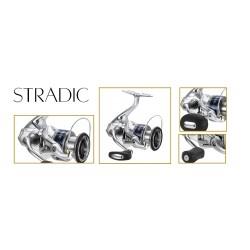 Shimano Stradic 1000 HGFK Front Drag Spinning Reel