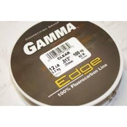 Gamma Edge 100 % Fluorocarbon (Clear)