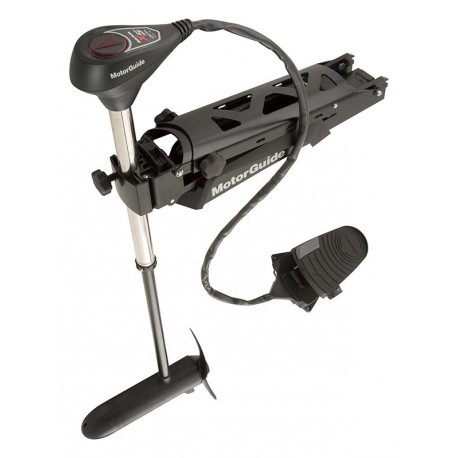 "Motorguide X5 Digital Tour Edition Foot Control 105Lb 45"" Shaft Bow Mount 36 Volt Trolling Motor"