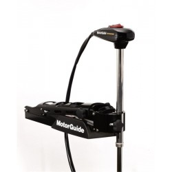 "Motorguide Tour Edition Digital Foot Control 82 Lb 50"" Shaft Bow Mount 24 Volt Trolling Motor"
