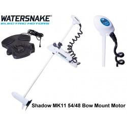 """WATERSNAKE SHADOW MKII 54 Lb 54"""" Shaft BOW MOUNT MOTOR NG 54/54"""