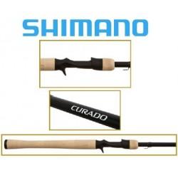 """Shimano Curado 6' 10"""" M Baitcaster Rod"""