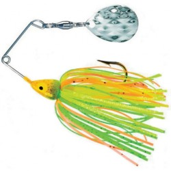 Strike King Mini-King Spinnerbait Firetiger 1/8oz