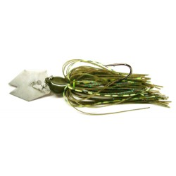 Venom Rattle Shake GREEN PUMPKIN SHAD 3/8oz