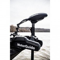 "Motorguide Xi3 55 Lb 12 Volt 54"" Shaft with GPS Electric Steer Trolling Motor"