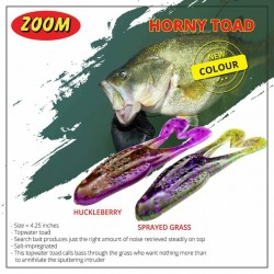 Zoom Horny Toad HUCKLEBERRY