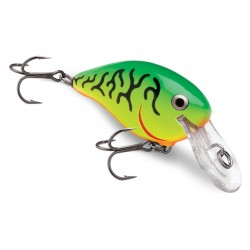 "Rapala Dives-To DT4 FIRETIGER 2"" 5/16oz"