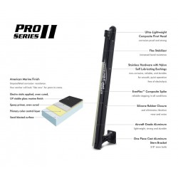 Power-Pole Pro Series II 8' Black Shallow Water Anchor