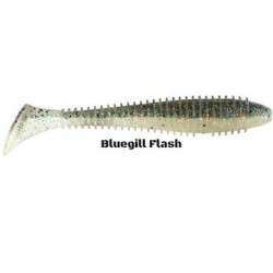"Keitech SWING IMPACT FAT 5.8"" BLUEGILL FLASH"
