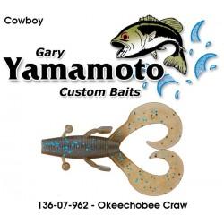 """Gary Yamamoto Cowboy Okeechobee Craw 3.75"""""""