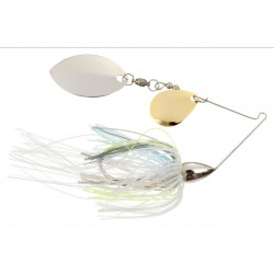War Eagle Finesse Spinnerbait 3-16th Oz Sexxy Shad