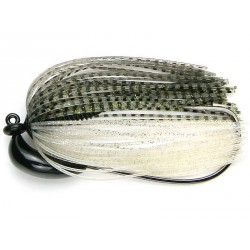 Keitech Model 3 Tungsten Swim Jig 1-4 Oz Gold Flash Minnow