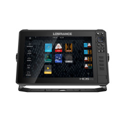Lowrance HDS-12 LIVE FishFinder / ChartPlotter NO TRANSDUCER