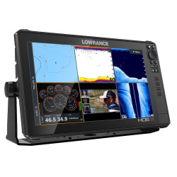 Lowrance HDS-16 LIVE FishFinder / ChartPlotter NO TRANSDUCER