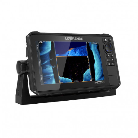 Lowrance HDS-9 LIVE FishFinder / ChartPlotter NO TRANSDUCER