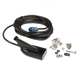 Lowrance HDI 50-200_455-800 khz 7 Pin Skimmer Transducer