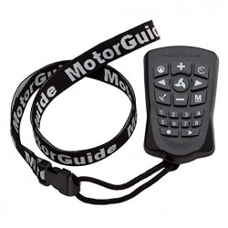 MotorGuide Xi Series Pinpoint GPS Navigation Replacement Remote with Lanyard for Xi5  / Xi3 Trolling Motors