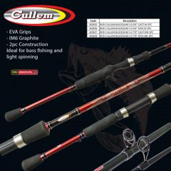 Cullem BLOODLINE V2 2 Piece Baitcaster Rod
