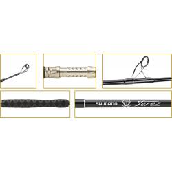 """Shimano Terez 7' 2"""" Med Heavy Spinning Rod"""