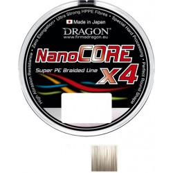 Dragon NanoCore x4 Braid Grey