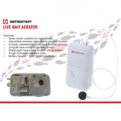 Sensation Live Bait Portable Aerator