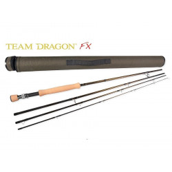 Dragon FX - 9 ' 4 Weight 4 Piece Fly Rod