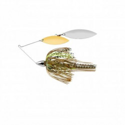 WAR EAGLE NICKLE FRAME DOUBLE WILLOW SPINNERBAIT- SEXXY MOUSE - 1/4 OZ