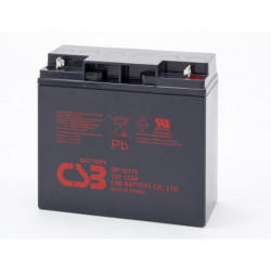 CSB 17 A-H 12 Volt Sealed AGM Battery