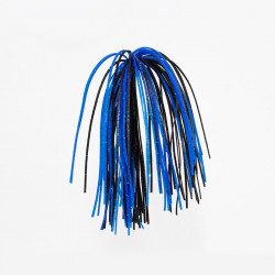 Mossback Silicone Skirt - Blue - Black