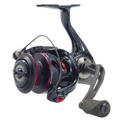 Quantum SMOKE S3 SM30XPT Front Drag Spinning Reel