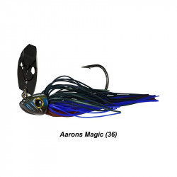 Picasso Shock Blade Chatterbait Aarons Magic